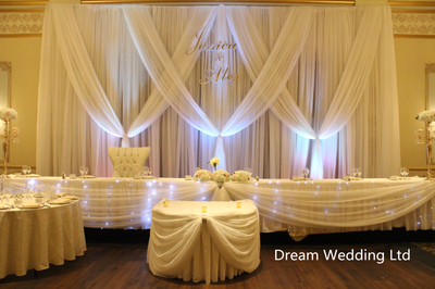 Dream Wedding Ltd Wedding Decoration