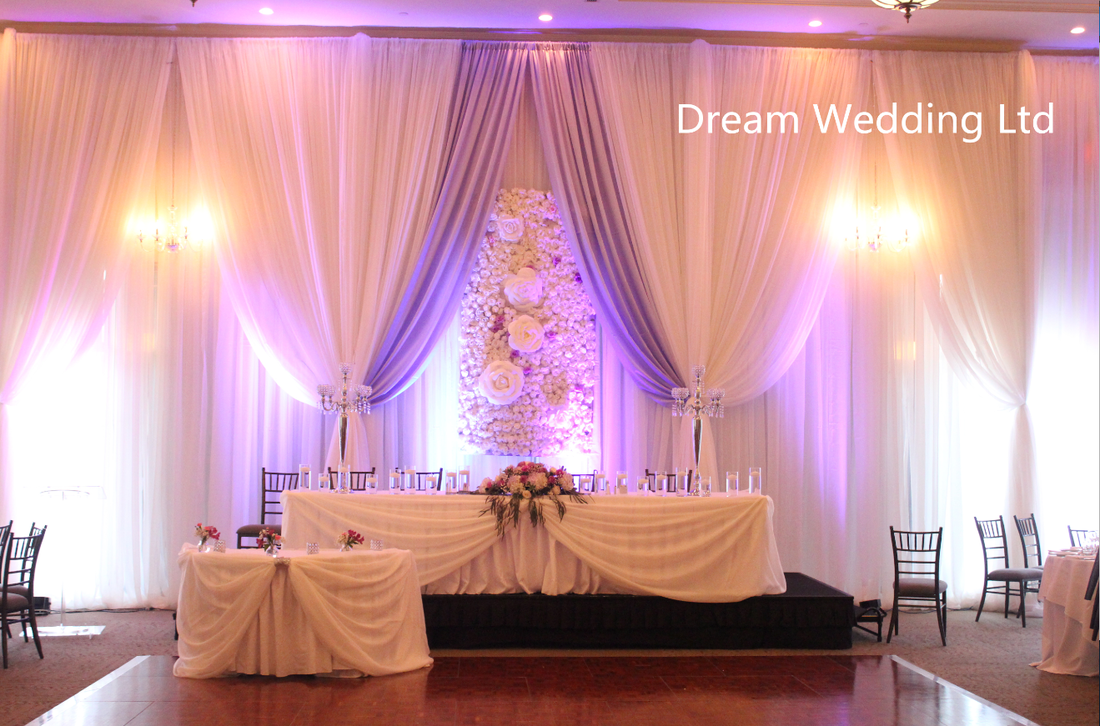 Dream wedding ltd wedding decoration for Asian wedding decoration